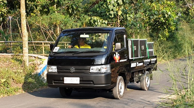 Suzuki New Carry Pick Up 1