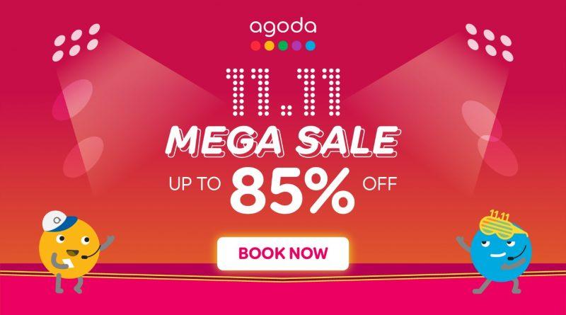 11.11 Mega Sale