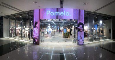 Pomelo Buka Gerai Pertama di Mall Central Park Jakarta