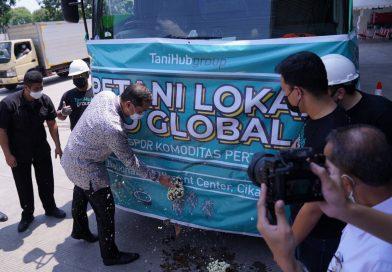 Menteri Perdagangan Resmikan Ekspor TaniHub Group untuk Dorong Petani Lokal Merambah Pasar Global