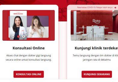 Klinik RATA Hadirkan Inovasi Online Booking untuk Perawatan Gigi