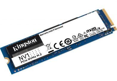 Kingston Hadirkan SSD NVMe PCIe NV1.