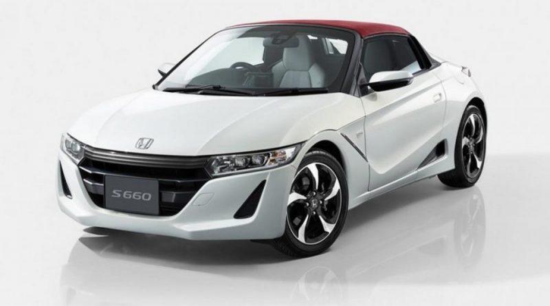 Juni Ini, Honda Tampilkan Honda S660 di Dreams Cafe Powered by Honda