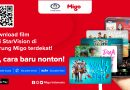 Bersama StarVision, Migo Lanjutkan Kerja Sama untuk Film-Film Ternama Indonesia