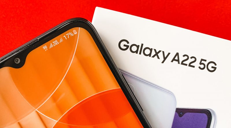 Sekarang Samsung Galaxy A22 5G l A32 5G Terkoneksi Dengan Jaringan Telkomsel Hyper 5G